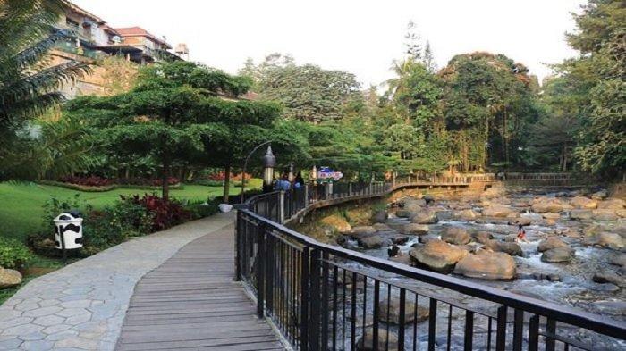 Cimory Riverside Bogor, Restoran di Puncak Bogor untuk Liburan Akhir Pekan