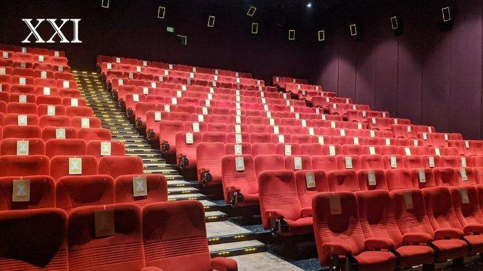 Kenapa Barisan Nomor Kursi Bioskop Tidak Ada Huruf I dan O?