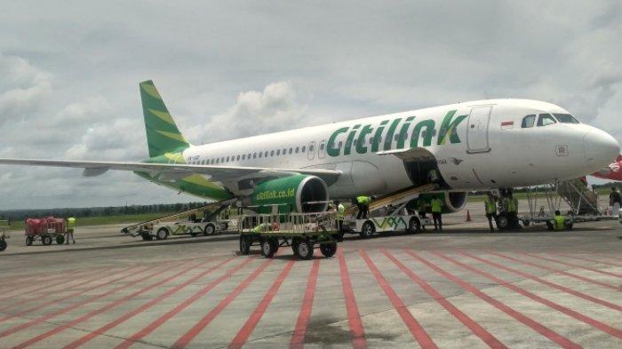 Mudik Lebaran, Citilink Buka Rute Terbang Surabaya-Kertajati , Ini Jadwal Terbangnya