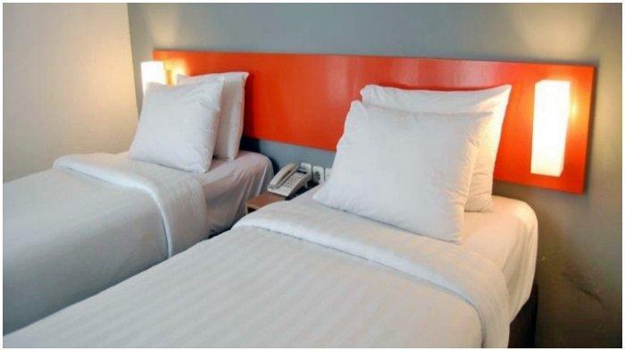 City One Hotel, hotel murah di dekat Stasiun Tawang dan Stasiun Poncol
