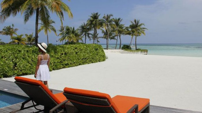 bak pulau pribadi ini dia lokasi wisata yang cocok untuk bulan madu rh travel tribunnews com