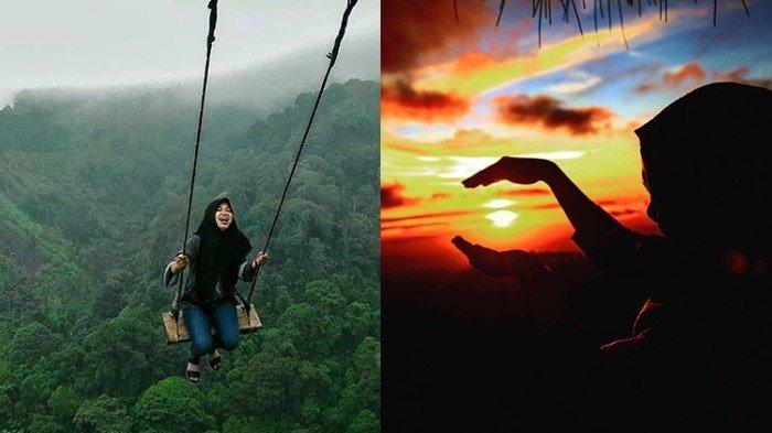 Intip Keunikan Coban Bidadari Yang Jadi Objek Wisata Paling