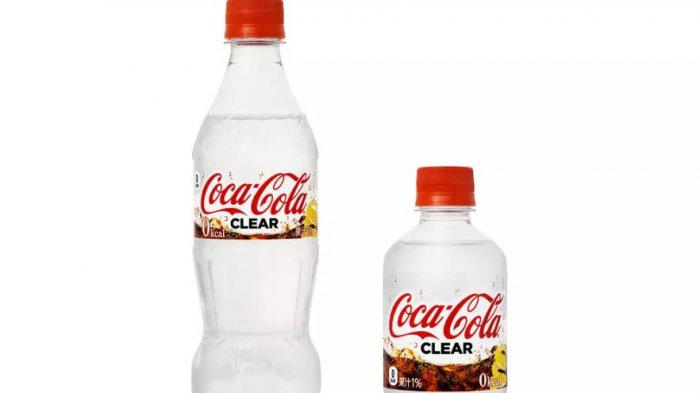 Tak Lagi Hitam Kecokelatan, Coca-Cola Kini Ada yang Warnanya Bening, Mau Cicip?