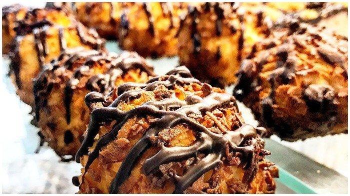 Resep Kudapan Manis Coconut Macaroons untuk Takjil Buka Puasa