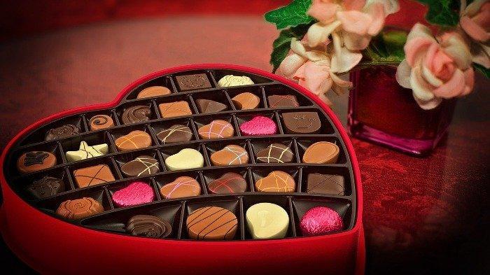 Cokelat selalu diidentikan dengan Hari Valentine, ini alasannya