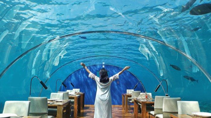 7 Hotel Terunik di Dunia, Conrad Hotel Siap Ajak Traveler Merasakan Tidur di Bawah Air