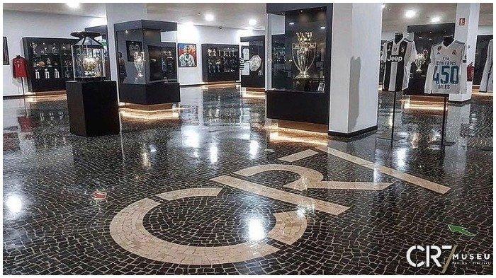 Intip Megahnya CR7, Museum Milik Cristiano Ronaldo yang Banyak Dokumentasi saat Berkarir