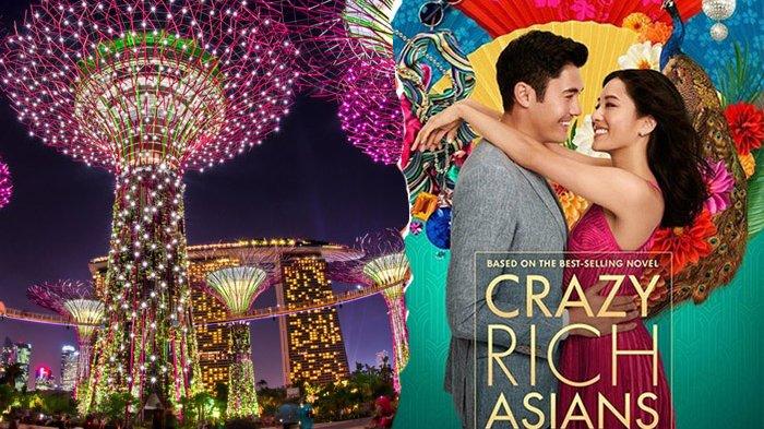 12 Tempat Wisata Ala Crazy Rich Asian yang Bisa Dikunjungi di Singapura, Chijmes Bisa Jadi Spot Foto