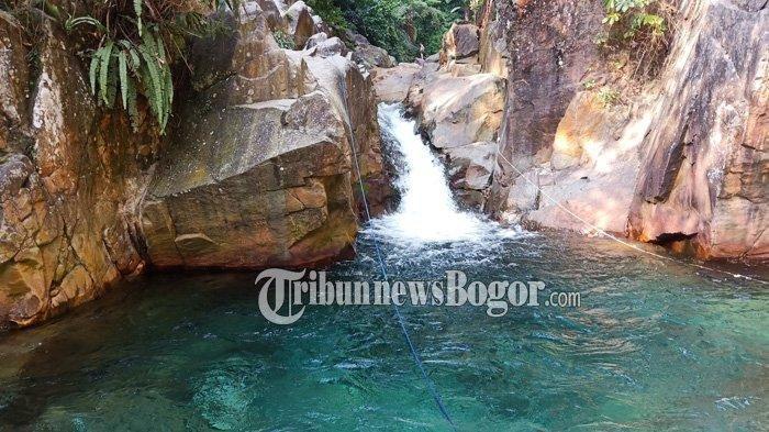 Curug Cibaliung, tempat wisata gunung di Bogor yang memukau