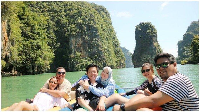 Liburan Artis - Cut Meyriska dan Roger ke 4 Tempat Wisata di Thailand Ini, Ada Tempat Syuting Film
