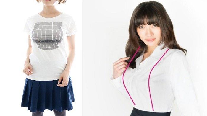 3 Fashion Unik di Jepang yang Cocok Jadi Oleh-oleh, Ada Kaos yang Bisa Bikin Dada Lebih Besar