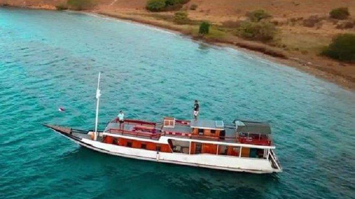 Daftar Harga Sewa Kapal di Labuan Bajo untuk  Full Day Trip , Simak Tarif dan Fasilitasnya