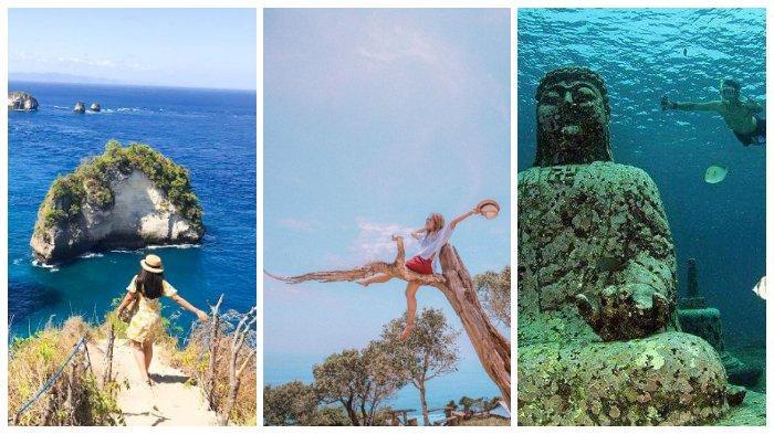Daftar Lengkap 20 Destinasi yang Bisa Dikunjungi di Nusa Penida, Bali