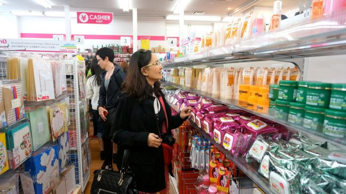 4 Tempat Terbaik untuk Membeli Oleh-oleh Murah di Tokyo Jepang