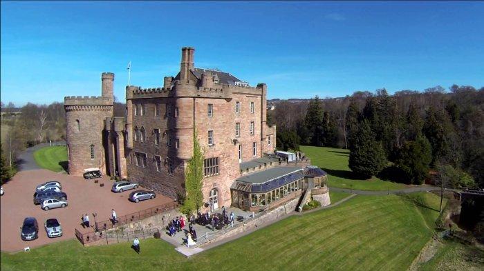 Menginap di Kastil Mewah, Tarifnya Tak Sampai Rp 2 Juta. Ada yang Dibangun pada Abad ke-13!