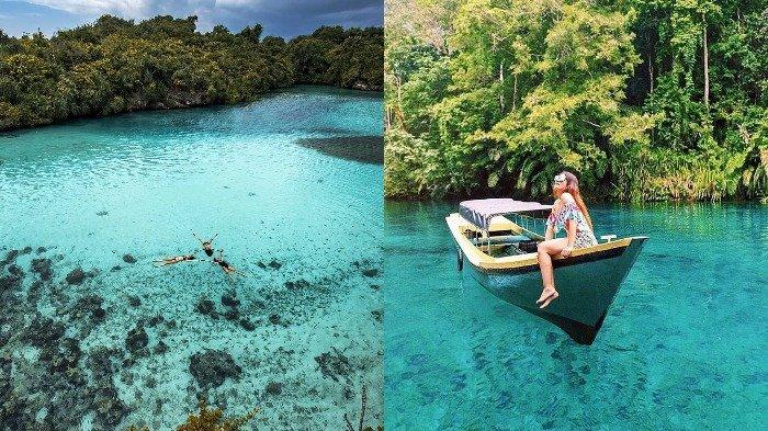 5 Danau Biru Terpopuler di Indonesia, Kamu Bisa Berenang Tanpa Pelampung di Danau Weekuri Sumba