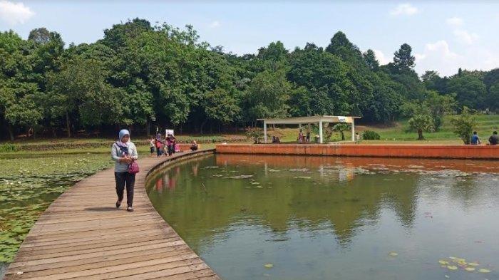 TRAVEL UPDATE: Indahnya Danau Dora, Tempat Wisata di Bogor dengan Pemandangan Memukau