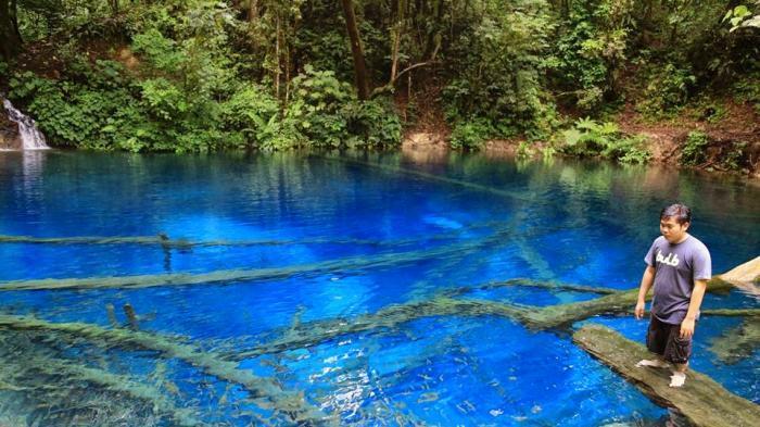 Selain Tak Diketahui Kedalamannya hingga Kini, Ini 6 Fakta Danau Kaco di Jambi! No 6 Masih Misterius