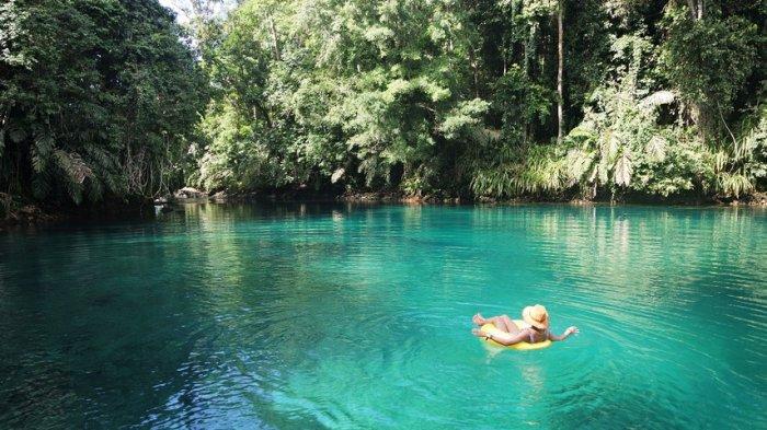 Pulau Kumala hingga Danau Labuan Cermin, 5 Destinasi Cantik di Kalimantan Timur Selain Derawan