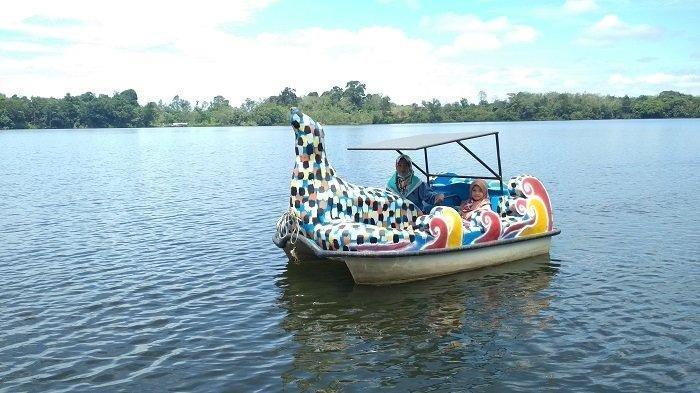 TRAVEL UPDATE: Jelajah Danau Rayo Muratara, Tempat Wisata di Sumsel untuk Liburan Akhir Pekan