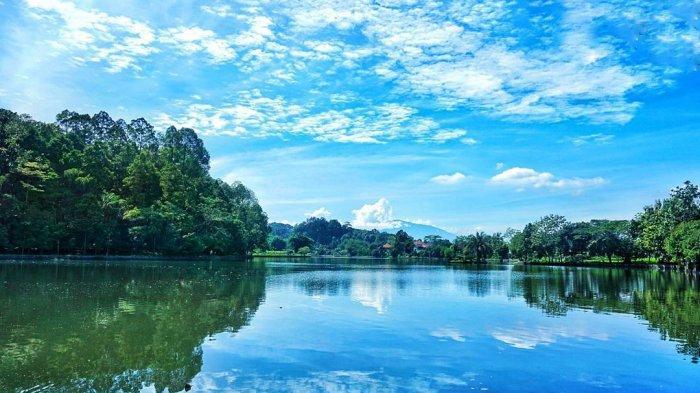 TRAVEL UPDATE: Asyiknya Menikmati Sore di Situ Gede Bogor, Destinasi Wisata Favorit Wisatawan