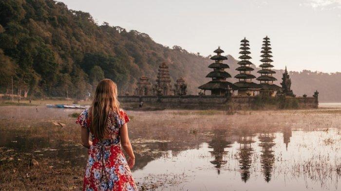 Danau Tamblingan di Bali Utara