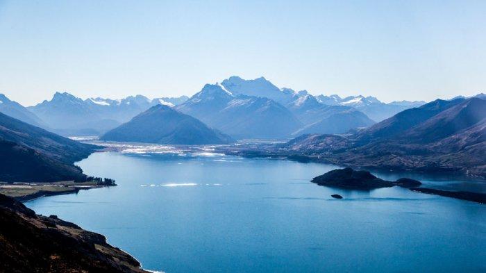 Danau Wakatipu, Destinasi Bulan Madu Syahrini dan Reino Barack di Selandia Baru