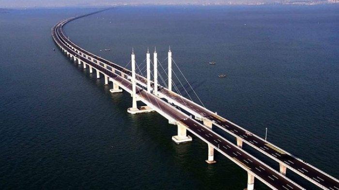 Mayoritas Berlokasi di China, Ini 5 Jembatan Terpanjang di Dunia