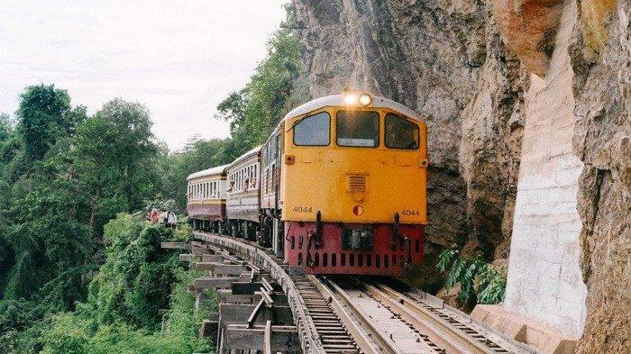 Sejarah Kelam Rel Kereta Kematian di Thailand, Tewaskan 100 Ribu Pekerja Saat Proses Pembangunan
