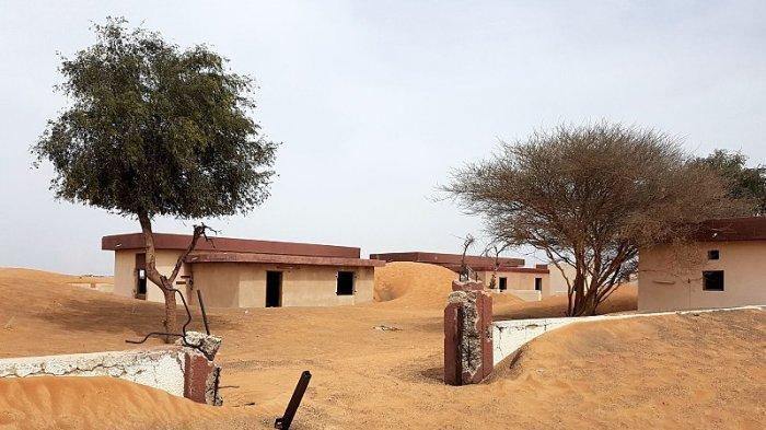 Jauh dari Kesan Modern, Desa di Dubai ini Justru Ditinggalkan
