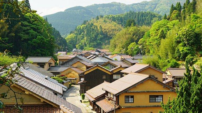 Menikmati Suasana Kuno Jepang di Omori, Coba Mampir ke Mesin Penjual Otomatis Zaman Edo