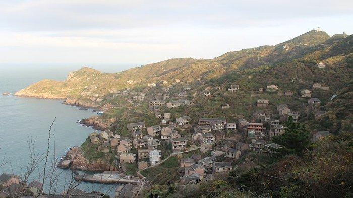 Kisah Menyedihkan di Balik 7 Tempat Terbengkalai di Dunia, Ada Desa Nelayan Houtouwan di China