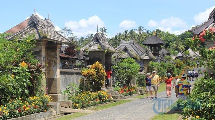 Desa Penglipuran di Bali Kembali Ditutup Setelah Sempat Dibuka Terbatas