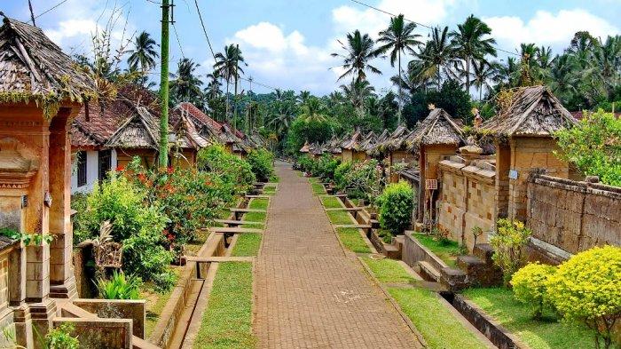Desa Penglipuran Bakal Dibuka Kembali untuk Wisatawan Mulai 17 Oktober