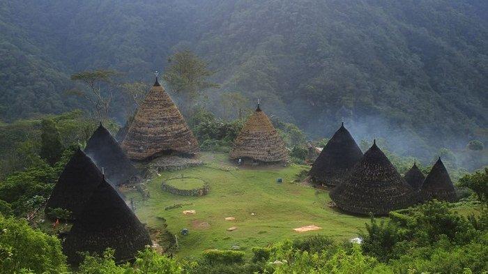 5 Fakta Unik Desa Wae Rebo Ketinggian mencapai 1.200 mdpl, Nenek Moyang Berasal dari Minangkabau
