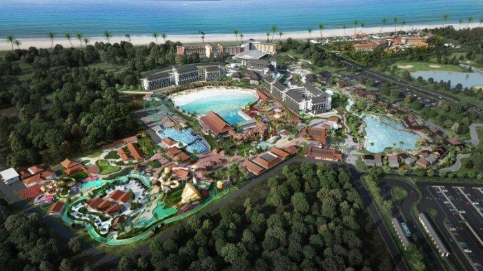 Tak Perlu ke Dubai! Malaysia Bakal Buka Resor Mewah dengan Water Park Terbesar di Dunia, Penasaran?