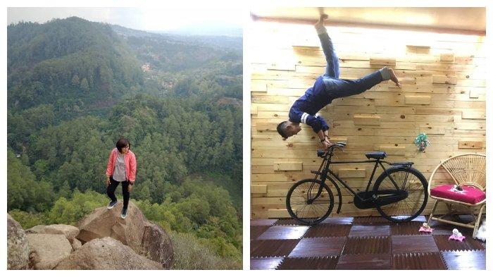 3 Destinasi Cantik dan Instagramable di Bandung, Dari Upside Down World Hingga Tebing Keraton