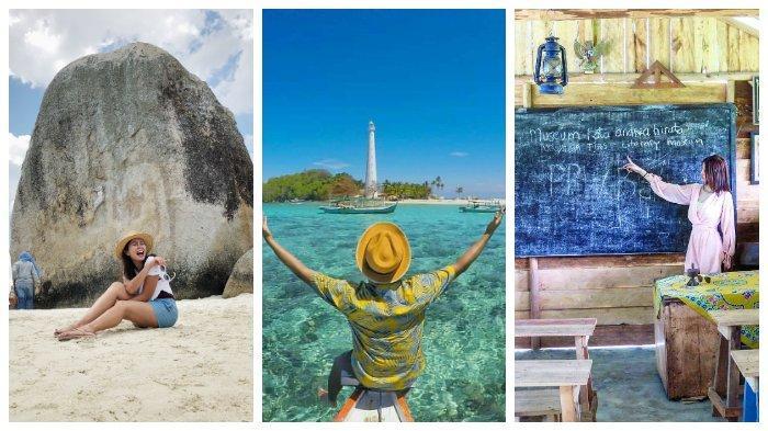 7 Destinasi Apik dan Cantik di Belitung untuk Libur Akhir Tahunmu