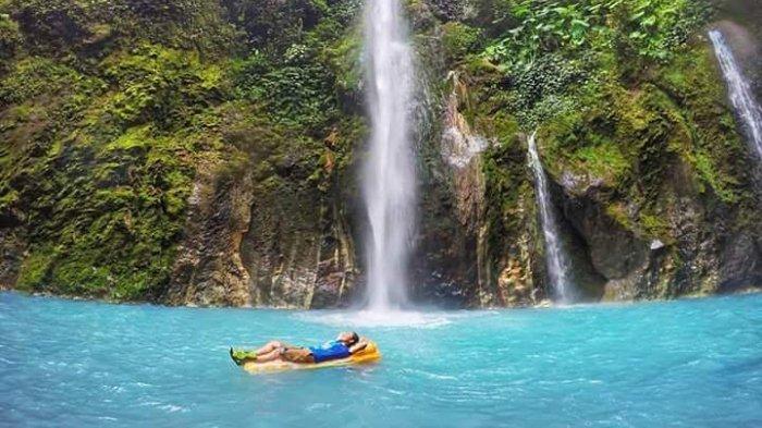 10 Destinasi Terbaik di Sumatera Utara, dari Air Terjun Dwi Warna Sibolangit hingga Sipinsur