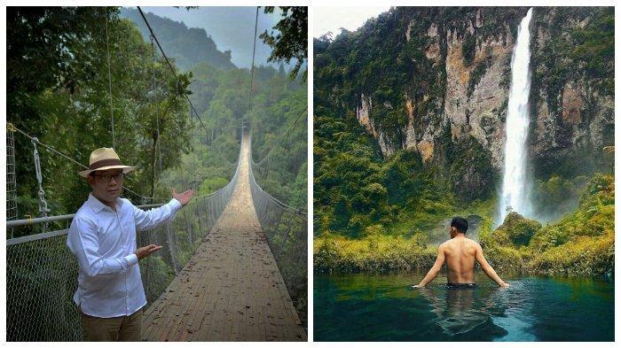 5 Destinasi dengan Keindahan 'Surga' Tersembunyi di Jawa Barat yang Direkomendasikan Ridwan Kamil