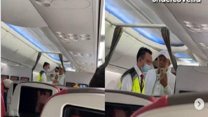 4 Kelakuan Brutal Penumpang Pesawat, Coba Buka Pintu Darurat hingga Marah dan Sebut Gaji Pramugara