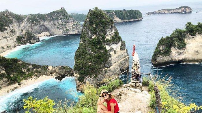 Diamond Beach, Destinasi Baru yang Banyak Dilirik Turis di Nusa Penida
