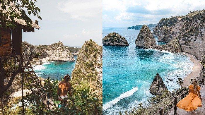 Liburan di Nusa Penida Bali? Jangan Lupa Singgah Sejenak ke Diamond Beach