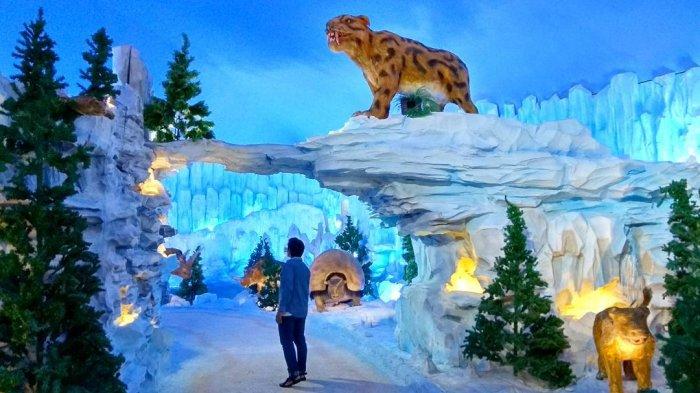 5 Rekomendasi Atraksi Menarik di Jatim Park 3, Batu: Foto di Infinite World Dijamin Instagenik
