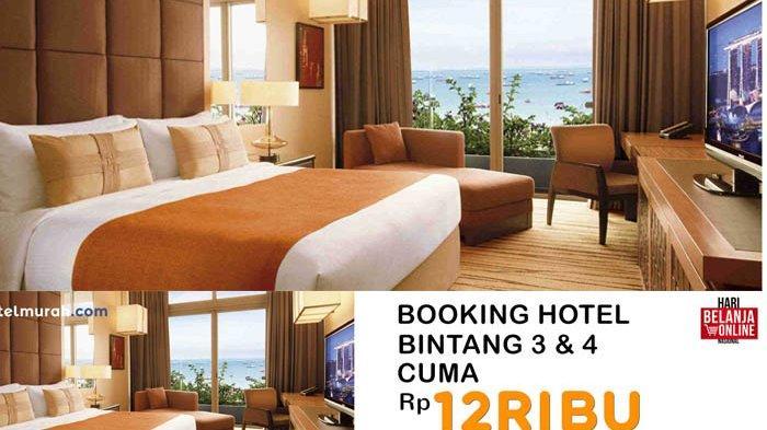 Rayakan HARBOLNAS 12.12 2018, 4 Situs Booking Hotel Tawarkan Promo Gila, ada Diskon 50% di Airyrooms