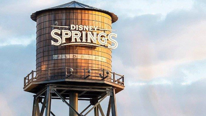 Disney Springs di Florida Dibuka Kembali 27 Mei 2020, Pengunjung Bisa Transaksi Tanpa Uang Tunai