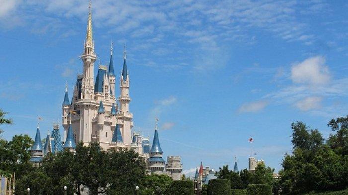 Disney World Cinderella