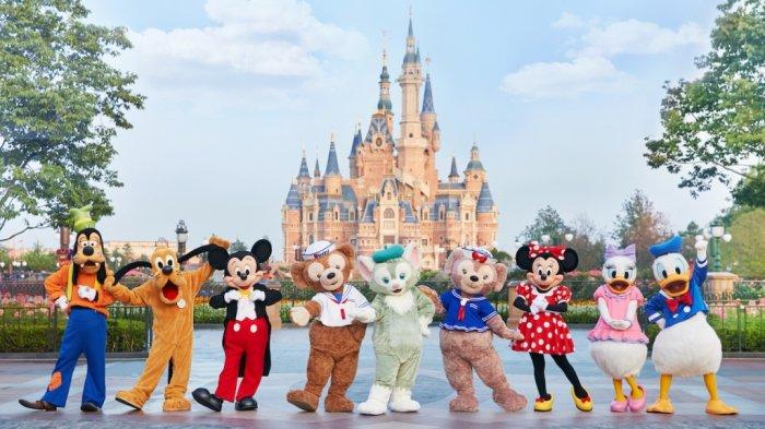Pengen ke Universal Studios dan Disneyland? Ada Potongan Harga Tiket hingga Rp 350 Ribu