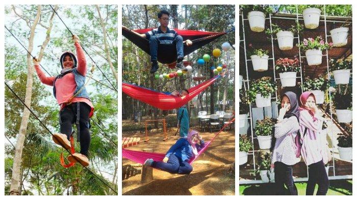 D'Pongs, Destinasi Wisata Baru dengan Berbagai Wahana Menarik di Gunungpati Semarang