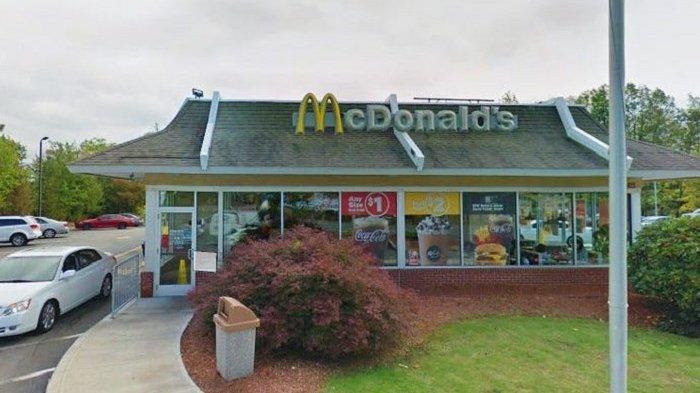 Jadi Buronan Selama 2 Jam, Wanita Ini Berhasil Ditangkap saat Drive-Thru di McDonald's